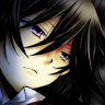 """bella_morte: Icon of Alice Baskerville from the anime """"Pandora Hearts"""". She is looking off to the side, boredom evident on her face. (Pandora Hearts)"""