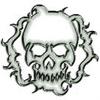 halloranelder: (Changeling Skull)