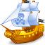 halloranelder: (Pirate Ship)