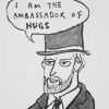 ironsky: ((art). ambassador of hugs)