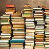 curieuse: (book stacks)