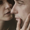 goodbyebird: The Americans: cose-crop of Elizabeth touching Phillip's face. (The Americans)