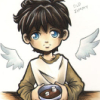 maychorian: (Cas - Old Jimmy with cocoa)