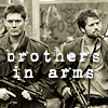 maychorian: (brothers in arms)