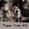 maychorian: (TEAM FREE WILL)