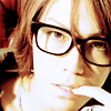orange_crushed: Kamenashi Kazuya in glasses. (kameglasses)