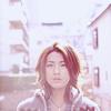 orange_crushed: Akanishi Jin standing in the sunlight. (Jin1)