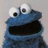 upaya: (Cookie Monster)