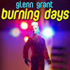 grimmwire: Variation on the cover art for my story collection, Burning Days (Burning Days)