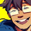 meruz: (john smile)