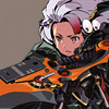 toran: Etrian Odyssey IV: Baldur with a drive blade. (the world is bright)