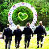 fyere: classic team, stargate with a heart (sg-love)