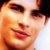 cyndrarae: (JM: Young tilted head closeup)