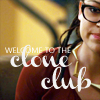 akamarykate: Headshot of Cosima with text saying Welcome to the Clone Club (clone club)
