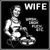 suicidalgrace: (wife)