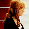 such_heights: pepper in profile in an office (mcu: pepper potts [corporate spy])
