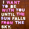 vivid_moment: (text; i want to be)