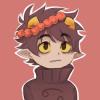 pageofblaze: (flower crowns, karkat vantas)