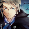 paperforest: pandora hearts (elliot - you are the darkest one)