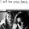 wesavedeachother: ([Peter And Claire] I Will Be Your Hero)