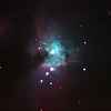 nineforthenebulasheart: Orion Nebula (Nebula's Heart)