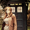 noblexcompanion: ([ DONNA ] ♦ girl and her tardis)