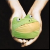 xexyzl: The Get Out Frog (Default)