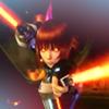 virtually_human: (electro magnetic sabers/battle)