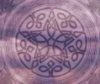 solitary_wiccans: pentagram over stormy weather (pagan)
