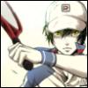 pontalovr: (serious business/playing tennis)