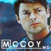 cymbalism: (McCoy MD)