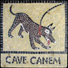 intertext: (cave canem)