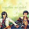 kaoticwords: (Together we stand)