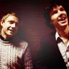 kaoticwords: (John and Sherlock: LOL)