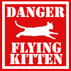intertext: (flying kitten)