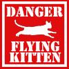 intertext: (flying kitten)