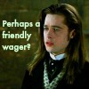 gairid: Friendly wager (VC - Louis - Wager)