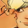 hibiesque: (HP - H/D mistletoe kiss)