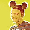 hibiesque: (TBBT - Sheldon mouse ears) (Default)