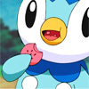 piplup: Piplup nomming a poffin ([pokémon] » Fucking poffins man)