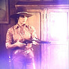 ships_counselor: (Holodeck ♣ Standing with Rifle)
