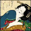 mmestrange: geiko looking pensive as she covers her mouth (uncertain embarrassed and fearful)