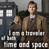 solcita: (Dr Who - traveler of both time and space)