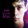 hsapiens: (TW -- Stiles Kinny Defenseless)