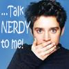 dewinged: (nerdy)