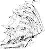 graf: (Крапивин, корабль, море)