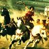amoama: (chariot race)