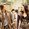 veleda_k: Richard and Kahlan from Legend of the Seeker (Legend of the Seeker: Richard/Kahlan)