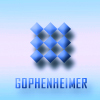 ext_107590: My icon with simple blue symbols (Gophenheimer)