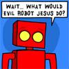 adastraperaspera: (evil robot)